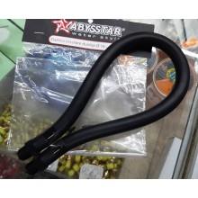 Abysstar Elastici Circolari Dunlop MM 16 CM 40 Per Arbalete 60/65 CM